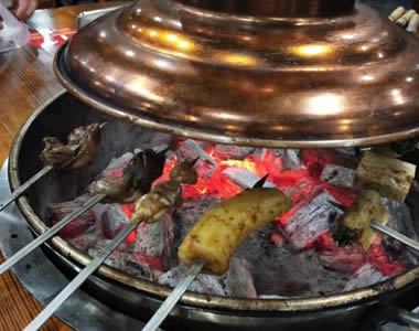 包河区水浒烤肉